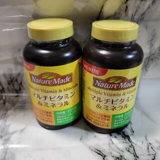 オオツカセイヤク(大塚製薬)のネイチャーメイド マルチビタミン 100粒入二箱(ビタミン)