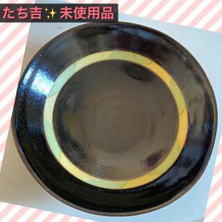 タチキチ(たち吉)の【未使用品】京都の老舗たち吉の黒いお皿(食器)