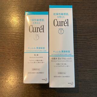カオウ(花王)のキュレル 化粧水・乳液セット(化粧水/ローション)