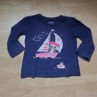 ベビーギャップ(babyGAP)のロンT 長袖 ベビー服 子ども服(Tシャツ)