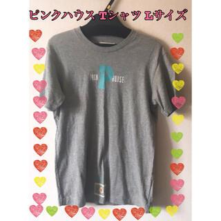 ピンクハウス レディース Lサイズ カジュアル ブランド 半袖 Tシャツ 古着