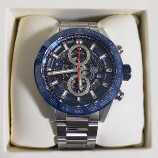 タグホイヤー(TAG Heuer)のタグホイヤー カレラ キャリバー ホイヤー 01 クロノグラフ(腕時計(アナログ))