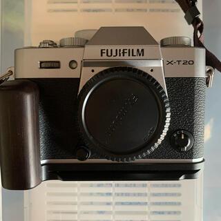 富士フイルム - FUJIFILM X-T20 ボディ