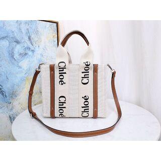 Chloe woody Sサイズ トートバッグ