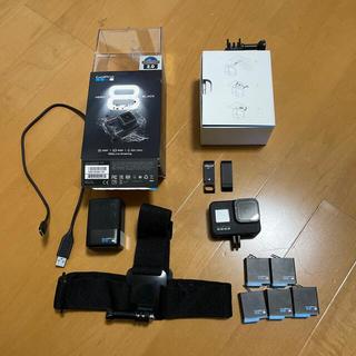 GoPro - GoPro HERO8ブラック バッテリーチャージャー&バッテリー5個+