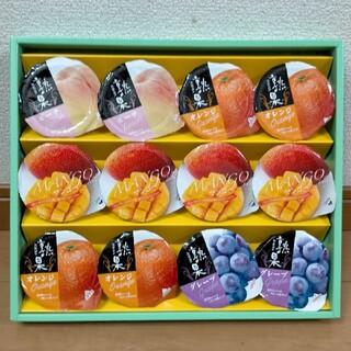 金澤兼六製菓ゼリー12個詰め合わせ(菓子/デザート)