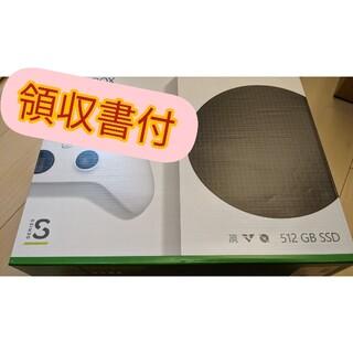 Xbox - 【中古・美品】Xbox Series S