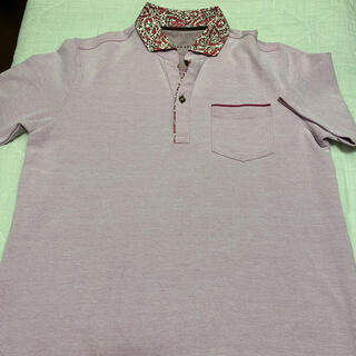 ジョゼフ(JOSEPH)の美品 JOSEPH ABBOUD ジョセフアブード 半袖ポロシャツ(ポロシャツ)
