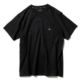 エフシーアールビー(F.C.R.B.)のL 送料無料 FCRB 21SS MINI EMBLEM POCKET TEE(Tシャツ/カットソー(半袖/袖なし))
