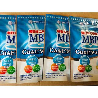 雪印メグミルク - 雪印 毎日すこやか MBP ×4袋