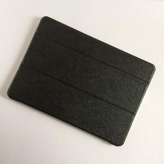 薄型軽量 iPad 6世代/5世代/Air/Air2 ブラック スマートケース(iPadケース)