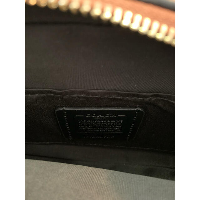 COACH(コーチ)のCOACH★ショルダーバッグ ブロックカラー シグネイチャーブラウン/ホワイト レディースのバッグ(ショルダーバッグ)の商品写真