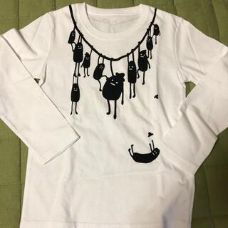 グラニフ(Design Tshirts Store graniph)のグラニフ ロンT  130㎝(Tシャツ/カットソー)