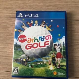NEW みんなのゴルフ PS4