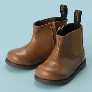 プティマイン(petit main)のプティマインサイドゴアブーツ(ブーツ)
