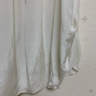 Balcony and Bed - 新品【 Balcony and Bed 】フリルブラウス