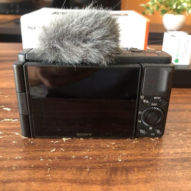 SONY(ソニー)のSONY ZV-1 VLOGCAM ブラック スマホ/家電/カメラのカメラ(コンパクトデジタルカメラ)の商品写真