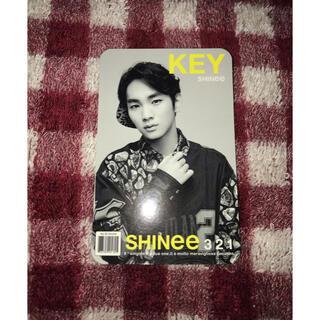 SHINee - SHINee【321】トレカ★key