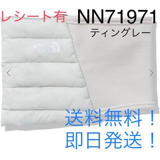 THE NORTH FACE - 【新品タグ付】ノースフェイス NN71971 レッドランプロネックゲイター TI
