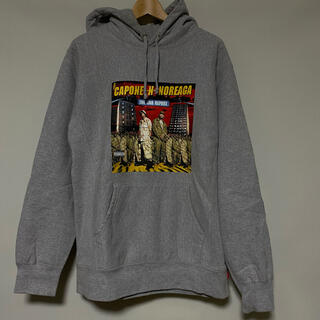 Supreme - supreme 16fw the war report hooded