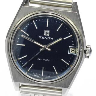 ゼニス(ZENITH)のゼニス サーフ 01.1670.380 メンズ 【中古】(腕時計(アナログ))