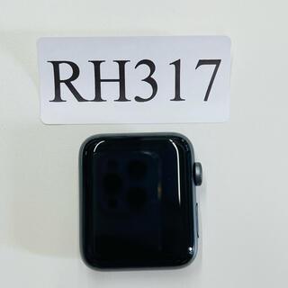 Apple Watch - 中古美品 Apple Watch Series 3 42ミリ RH317