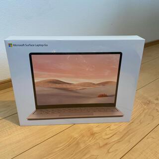 ゆずさま専用新品未開封 Surface Laptop Go 128GB