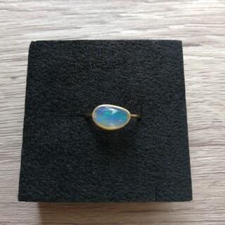 エチオピアオパール指輪14号