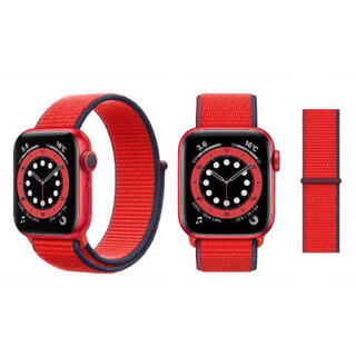 Apple Watch - Apple Watch6 アップル GPS+Cellular スポーツループ