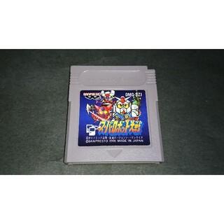 ゲームボーイ(ゲームボーイ)のGB スーパーロボット大戦 / ゲームボーイ(携帯用ゲームソフト)