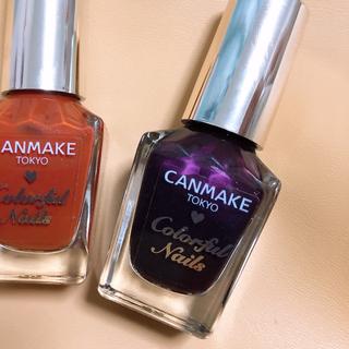 CANMAKE - キャンメイク ネイル 限定カラー