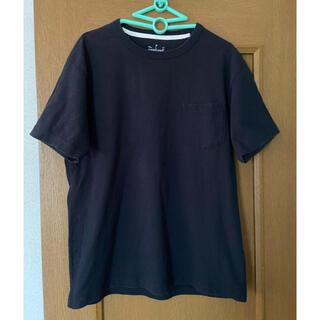 MUJI (無印良品) - 無印良品 太番手ポケット付きTシャツ