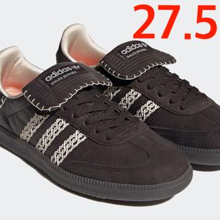 新品未使用 27.5 Wales bonner samba  adidas