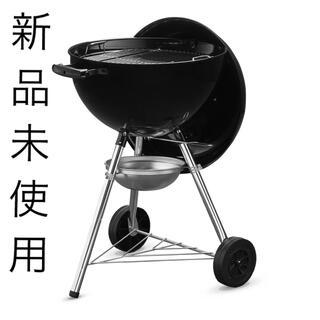 【新品未使用】Weber 47cm オリジナルケトル キャンプ6~8人用(調理器具)