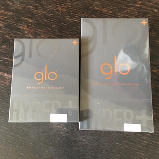 glo - glo hyper+ 2台セット ホワイト×1  ホワイト+ベージュ×1