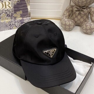 プラダ キャップ 帽子 新品未使用