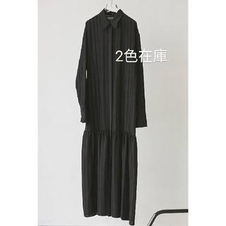 TODAYFUL - TODAYFUL Sheerstripe Shirts Dress