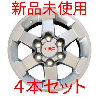 トヨタ - TRD アルミホイール 16インチ