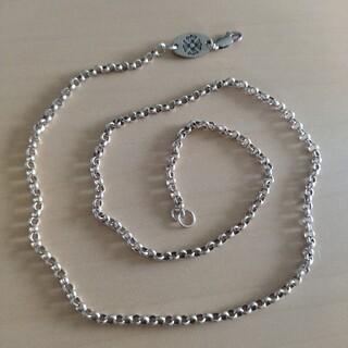 Chrome Hearts - 925銀 ネックレス CHROME HEARTS クロムハーツ