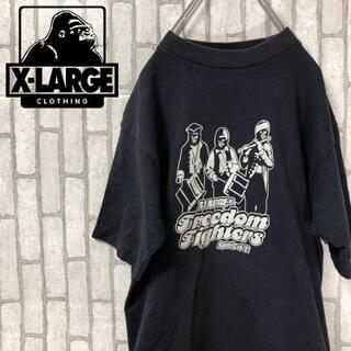 XLARGE - 【 X-LARGE 】Tシャツ デカロゴ ヴィンテージ