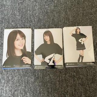ノギザカフォーティーシックス(乃木坂46)の生田絵梨花 生写真(アイドルグッズ)
