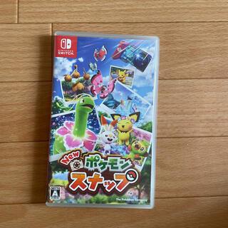 Nintendo Switch - Switch ポケモンスナップ