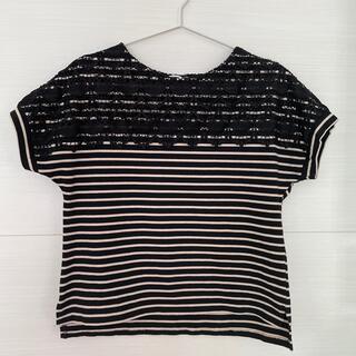 サンカンシオン(3can4on)のトップス(Tシャツ(半袖/袖なし))