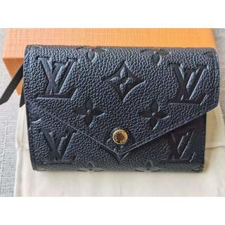ルイヴィトン ポルトフォイユ ヴィクトリーヌ 三つ折り財布