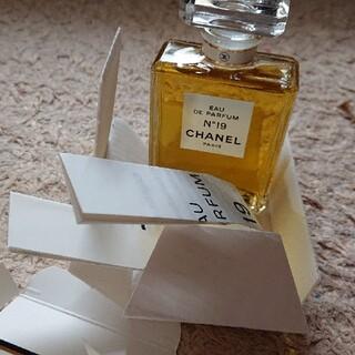 CHANEL - シャネルNo19オードゥパルファムBT50ml
