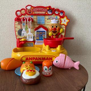アンパンマン(アンパンマン)のあんぱんまん おもちゃ色々(知育玩具)