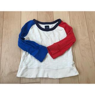 ベビーギャップ(babyGAP)のbabyGAP ロンT 80(Tシャツ)