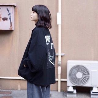 ジエダ(Jieda)のjieda パッチ スウィングトップ(ブルゾン)