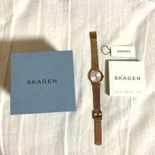 スカーゲン(SKAGEN)のSKAGEN スカーゲン 腕時計(腕時計)