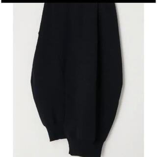 ENFOLD - 【nagonstans】ニットスカート ブラック